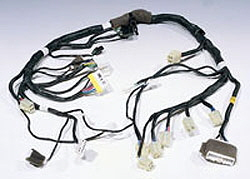 Wire-Harness-Black-Cable